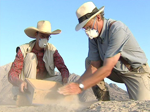 The Search for Traces in Peru (WDR)