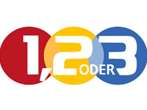 1, 2 oder 3 (ZDF)